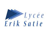 """Résultat de recherche d'images pour """"lycée erik satie logo"""""""